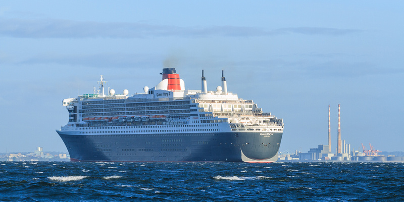 08-Queen Mary 2 by John Coveney