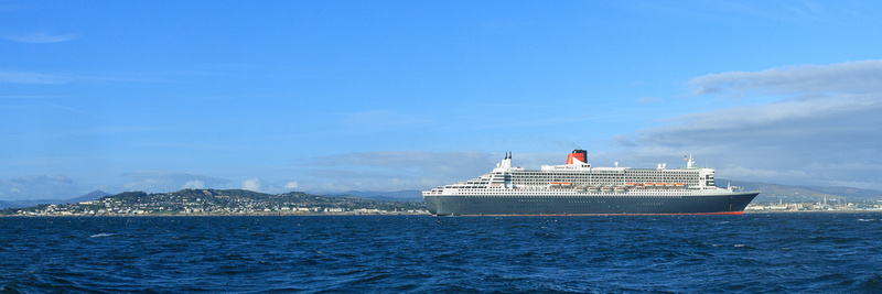 12-Queen Mary 2 by John Coveney