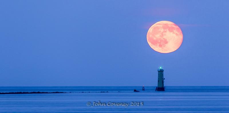 2-June Moon by John Coveney