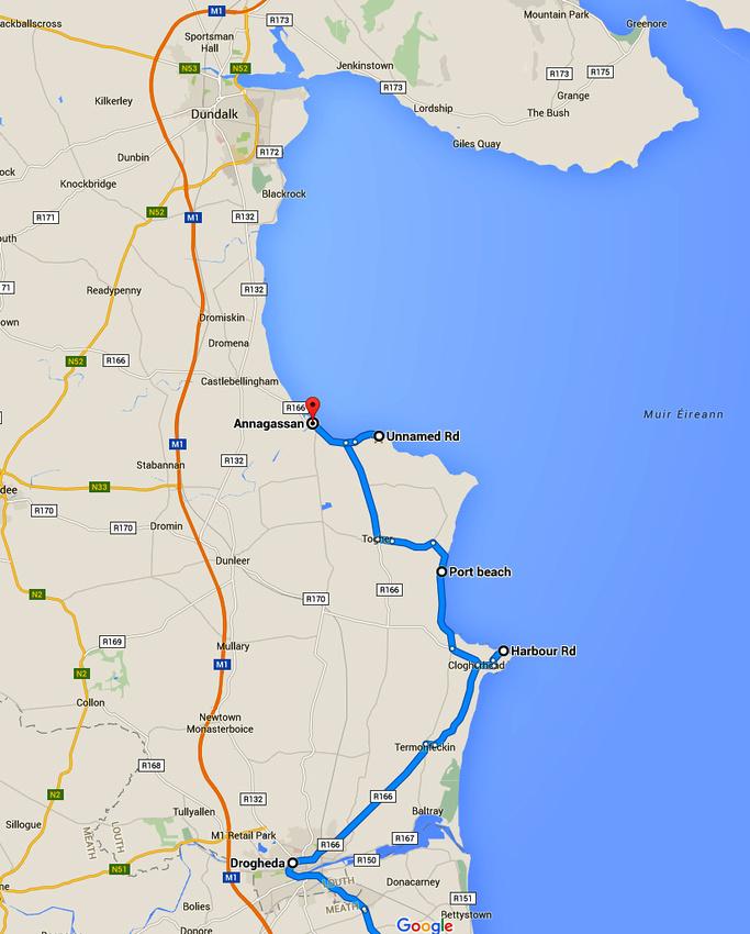 Aurora-Louth-route1