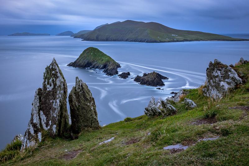 Blaskets-from-Dunmore-Head-©-2017-John-Coveney
